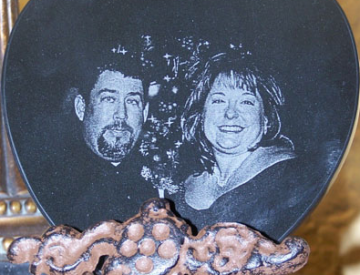 Laser Engraved Photos and Gifts
